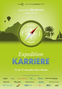 consultingcontact.2012: Expedition Karriere