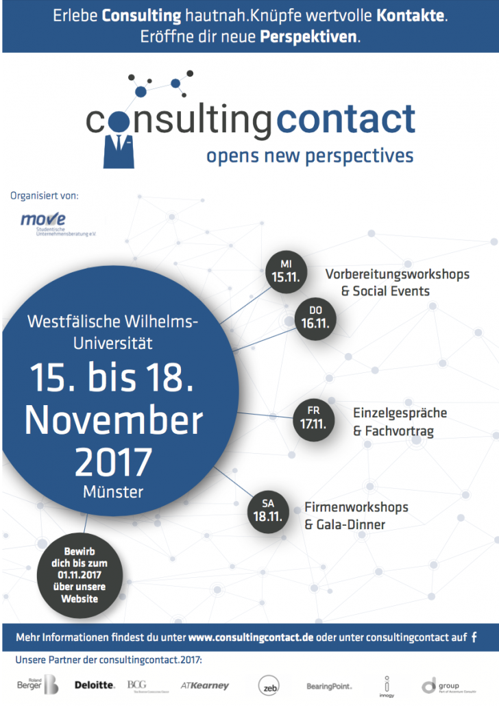 consultingcontact.2017: opens new perspectives